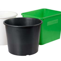 Buckets for cut flowers